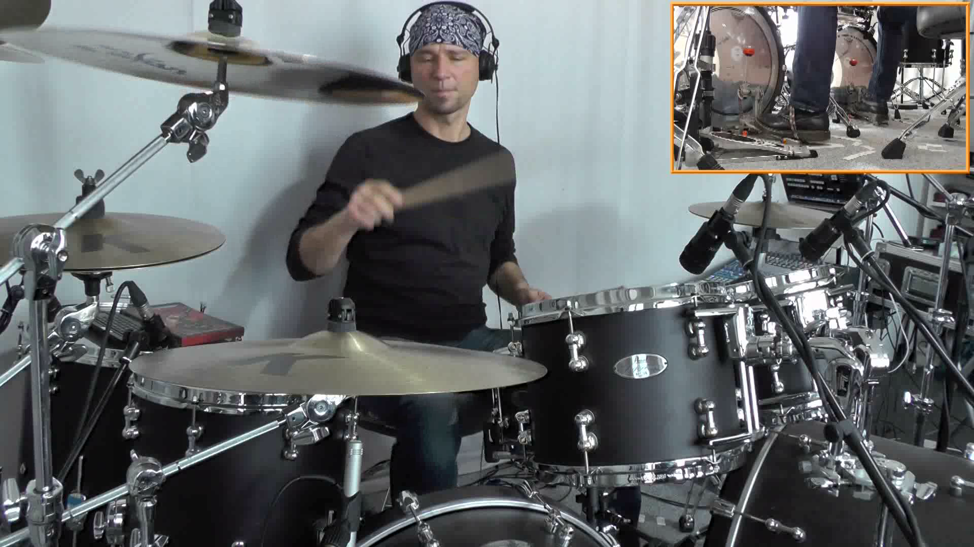 Third Dark Secret of Double Bass Drumming